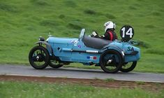 1924 Amilcar Grand Sport 1100cc, Doug Gordon | Vintage Hillc… | Flickr