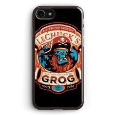 Ghost Pirate Grog Apple iPhone 7 Case Cover ISVD382