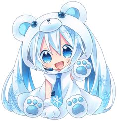 Images For > Cute Chibis Anime