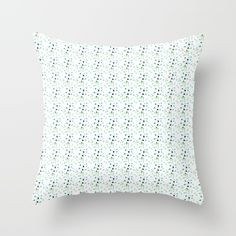 Buy it online. #pillow #cushion, #decor home #decoration, #decorative light colors, #white #purple, #green aqua #blanc #pattern #dotted, #elegant, #contemporary #modern design, almohada cojin para decoracion de la sala o recamara, #hamtz