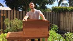 Stack Your Existing Garden Bed w/o Tools - Here's a quick how to!