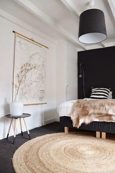 Mooie plafondbalken - blog Van het kastje naar de muur