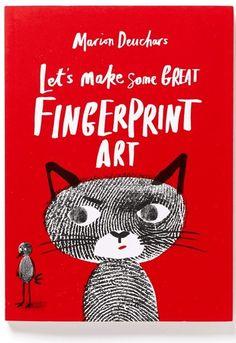 Marion Deuchars' Let's Make some Great Fingerprint Art