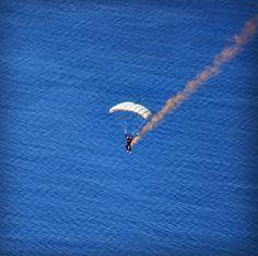 Skydive Greece - power FLY team www.paragliding-crete.gr flight Georgioupoli limni kournas