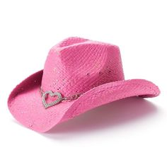 5fb61adf15f Peter Grimm Women s Straw Cowboy Hat. Pink Cowboy HatCowgirl HatsPink  HatWholesale ...