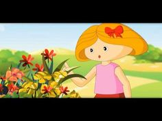 Parts of Flower -Video for Kids-makemegenius.com series of Education Videos - YouTube