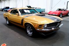 $99K Sold* at Northeast 2016 - Lot #700 1970 FORD MUSTANG BOSS 302 FASTBACK