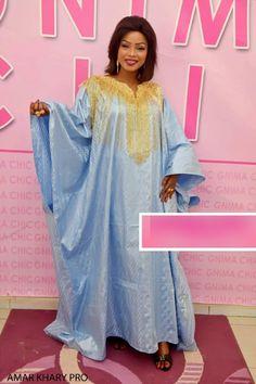 ( 20 Photos ) Spécial Mode Tabaski 2018: Top 05 des modèles les plus classes… avec la charmante Mbathio Ndiaye – Dakarbuzz African Dress, African Clothes, Sari, Photos, Chic, Tops, Dresses, Style, Fashion