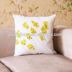 Rural Style Latest Design Linen Flowers 3d Cushion Cover Hand Embroidery Design Sofa Cushion Cover Pillow Case , Find Complete Details about Rural Style Latest Design Linen Flowers 3d Cushion Cover Hand Embroidery Design Sofa Cushion Cover Pillow Case,3d Cushion Cover,Cushion Cover,Sofa Cushion Cover from Cushion Supplier or Manufacturer-Wujiang Rainbow Textile Manufacturing Co., Limited.