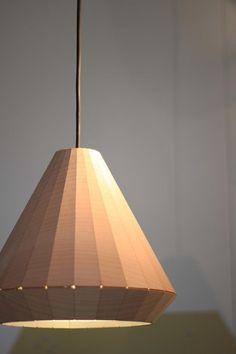 David Derksen Wooden Light. Nice site for expensive lighting.