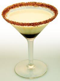 York Peppermint MartiniIngredients:- 2 oz Van Gogh Mojito Mint Vodka- 1 oz Kahlua- 2 oz Godiva White Chocolate