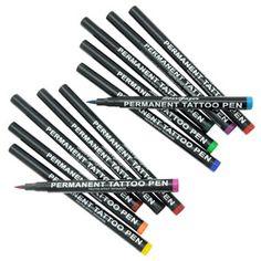 Tattoo Pens - Semi Permanent  Product Code: SGS170    CAD$ 6.25