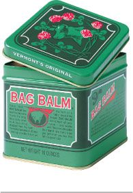 One of the most hydrating balms out there, Bag Balm is an antiseptic ointment originally created in 1899 (and the formula hasn't changed since!). Although proven beneficial for many uses—including chapped cow udders, horse hooves and puppy paws—it's a secret weapon for those suffering from dry and chapped hands, feet or lips.