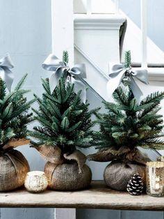 Piękne pomysły na stylowa choinkę Bożonarodzeniową. Spójrz!