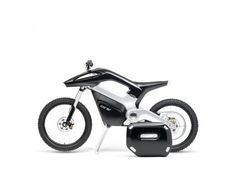 ENV Bike : Hydrogen Fuel Cell Motorcycle by Seymourpowell Hydrogen Car, Fuel Cell Cars, Powered Bicycle, E Mobility, Motorbike Design, Power Bike, Concept Motorcycles, Fuel Additives, Custom Cycles