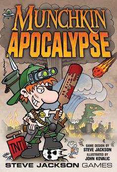 Warehouse 23 - Munchkin Apocalypse