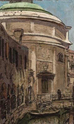Step Into: Walter Sickert's 'Church Of The Maddalena, Venice'