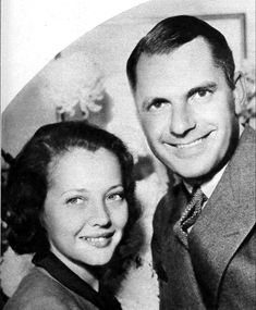 """Married in 1935 and divorced in 1936. Mr Cerf wrote in his book AT RANDOM….. """"In 1935 I had married Sylvia Sidney, but even before the honeymoon was over I realized I was not cut out to be the husband of a movie star. We had planned it that Sylvia would spend six months of every year in New York with me, and the other six in Hollywood, acting; but we saw very quickly how ridiculous and impossible that idea was. A star has to put her career first, so her husband comes second. The marriage lasted Bennett Cerf, Sylvia Sidney, Divorce, Marriage, In Hollywood, Movie Stars, Acting, Career, Handsome"""