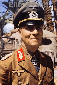 $4.95 - Ww2 Photo Desert Fox Marshall Erwin Rommel Popularly Known As The Desert Fox 612 #ebay #Collectibles