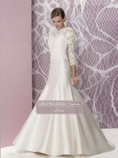 Abiti da sposa 2015 Carlo Pignatelli