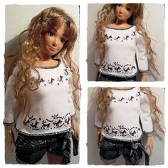 Lammily Doll Outfit / Lammily Clothes / Sweater by LammilyOutfits