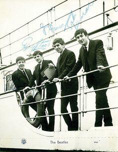 The Beatles     (Autographs, Documents & Manuscripts - Fraser's Autographs)