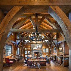 Incredible woodwork!
