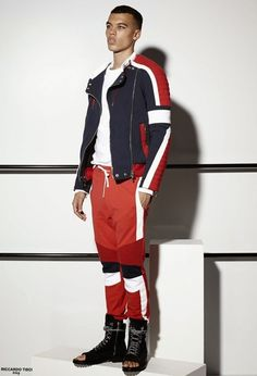 BALMAIN HOMME Spring Summer 2015 Menswear Collection - SPENTMYDOLLARS | Fashion Trends, Shoes, Bags, Accessories for Men & Women