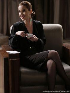 Silvia(Natália Dil) de Jóia Rara