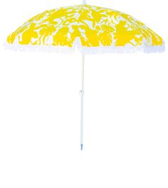 SunnyLife Florence Broadhurst Beach Umbrella at SwimOutlet.com - Free Shipping