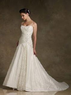 modern modest wedding gowns