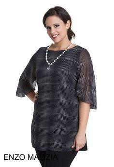 4b8655afaff7 maglie maglia tunica donna taglie forti lady xl 0457 tagla m l xl xxl xxxl  4xl