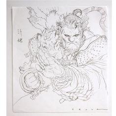 Katsuya Terada - Card Game Illustration - #100