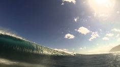 Tubes, crystal clear, warm water - some awesome shots.
