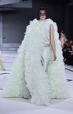 Giambattista Valli's 2015 haute couture spring/summer show for Paris fashion week.