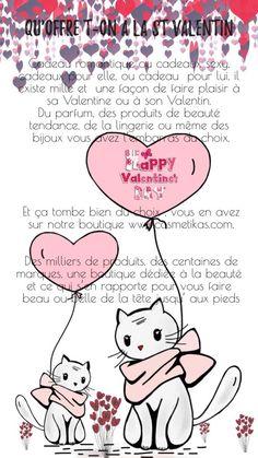 Qu'offre t - on à la St Valentin ?!  #stvalentin