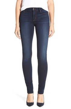 Joe's 'Flawless - Honey' Skinny Jeans (Lexi) available at #Nordstrom