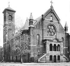 1914 St Leo's Roman Catholic Church in Little Italy