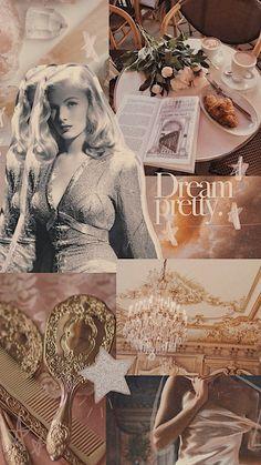 dreamy mood board