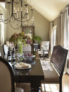 Dining Room Design, Pictures, Remodel, Decor and Ideas - page 7