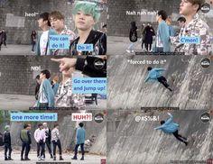 Crumping the BTS Way   allkpop Meme Center