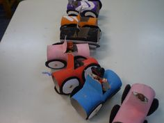 5ο ΝΗΠΙΑΓΩΓΕΙΟ ΚΑΛΑΜΑΤΑΣ- Αυτοκινητα με ρολα απο ανακυκλωση Educational Crafts, Kids Corner, Kids Education, Kindergarten, Recycling, Toys, Blog, Mary, Early Education