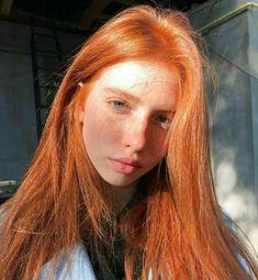 Hair Inspo, Hair Inspiration, Cheveux Oranges, Redhead Hairstyles, Retro Hairstyles, Ginger Hair Color, Dye My Hair, Aesthetic Hair, Grunge Hair
