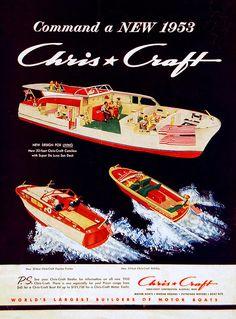Chris Craft