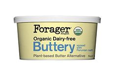 Forager Project, Organic Dairy-Free Butter Alternative with Peruvian Salt, 10 Ounce Forager Project