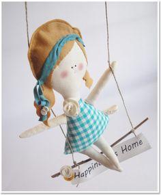 Cromanticamente handmade dolls and room decorations