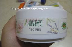 #10 #Budget #SkinCare #Products #Review for #Combination #Skin #jovees #veg #peel