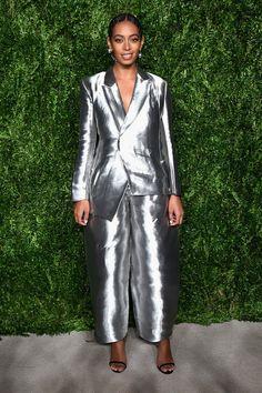 Solange, Kelly Rowland and Zendaya stun at the CFDA/Vogue Fashion Fund Awards