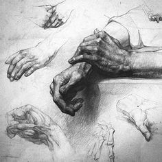Super How To Draw Hands Realistic Artists Ideas Drawing Practice, Life Drawing, Figure Drawing, Anatomy Sketches, Art Drawings Sketches, Drawing Studies, Art Studies, Human Anatomy Drawing, Hand Drawing Reference