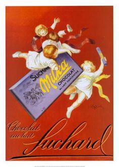 publicité ancienne chocolat suchard